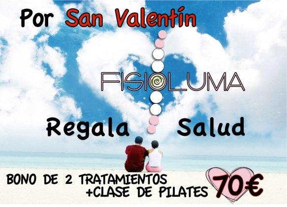 Oferta de San Valentín